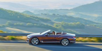 Bentley New Continental GT Convertible - Epitomising the Spirit of Grand Touring image 7 thumbnail