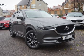 Mazda CX-5 2.2d [175] Sport Nav 5dr AWD Diesel Automatic Estate (2018) image