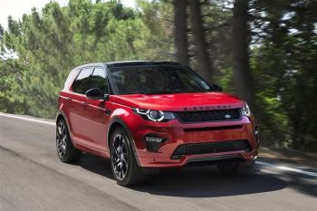 Land Rover Discovery Sport 2.0 TD4 180 SE Tech Diesel Automatic 5 door (19MY)