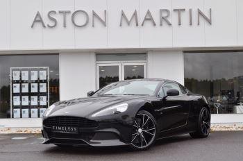 Aston Martin Vanquish V12 [568] 2+2 2dr Touchtronic 5.9 Automatic Coupe (2015)