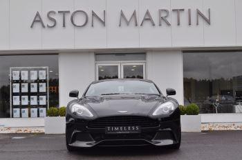 Aston Martin Vanquish V12 [568] 2+2 2dr Touchtronic image 2 thumbnail
