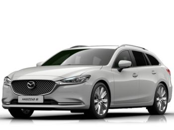 Mazda 6 Tourer SE-L LUX Nav+ 2.0 145ps thumbnail image