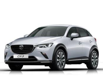 Mazda CX-3 2.0 150ps AWD Sport Nav+ Automatic thumbnail image