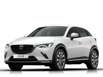 Mazda CX-3 2.0 150ps AWD Sport Nav+