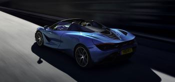 McLaren 720S Spider - Some See More