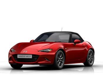 Mazda MX-5 1.5 132ps Sport Nav+ 2dr