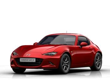 Mazda MX-5 RF 1.5 132ps SE-L Nav+ 2dr thumbnail image