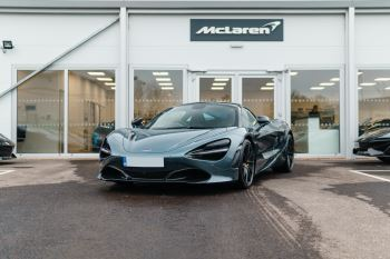McLaren 720S Performance 4.0 Automatic 2 door Coupe (2018)