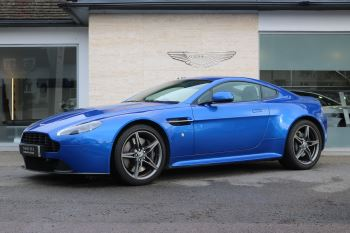 Aston Martin V8 Vantage S S 2dr Sportshift image 1 thumbnail