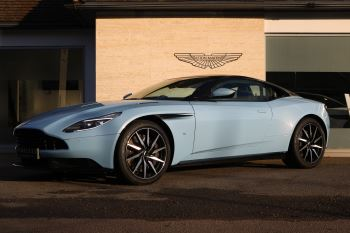 Aston Martin Db11 V12 2dr Touchtronic 5 2 Automatic 3 Door Coupe