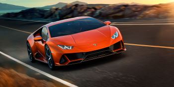 Lamborghini Huracan EVO - Every Day Amplified image 1 thumbnail