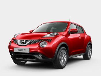Nissan Juke 1.6 Acenta thumbnail image