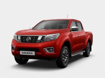 Nissan Navara N-Connecta 2.3L dCi 190 4WD Diesel Double Cab