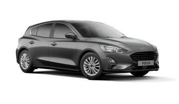 Ford New Focus Titanium 1.0l EcoBoost 125PS 6 Speed 5 door (18MY)
