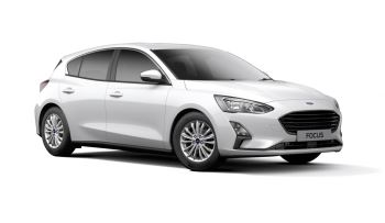 Ford New Focus Titanium 1.0L Ford EcoBoost 125PS 6 Speed  5 door Hatchback (2019)