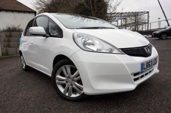 Honda Jazz 1.4 i-VTEC ES Plus-T CVT 1.3 Automatic 5 door Hatchback (2013) image