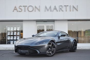 Aston Martin New Vantage 2dr ZF 8 Speed 4.0 Automatic 3 door Coupe (2019) image