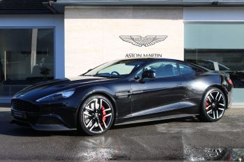 Aston Martin Vanquish V12 [568] 2+2 2dr Touchtronic 5.9 Automatic Coupe
