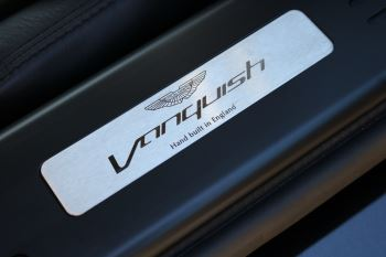 Aston Martin Vanquish V12 [568] 2+2 2dr Touchtronic 8 speed Carbon 17 Model Year Apple Car Play  image 4 thumbnail