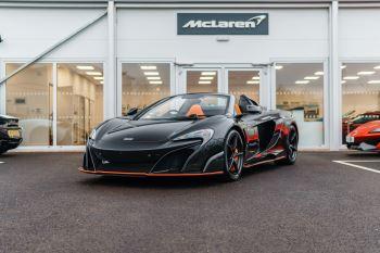 McLaren 675LT Spider MSO Carbon Series image 21 thumbnail