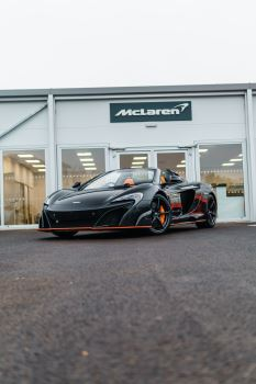 McLaren 675LT Spider MSO Carbon Series image 39 thumbnail