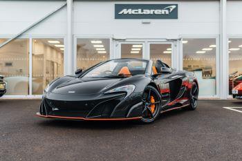 McLaren 675LT Spider MSO Carbon Series image 42 thumbnail