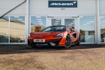 McLaren 570S Spider Spider Semi-Automatic 2 door Convertible (2018)
