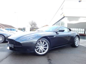 Aston Martin DB11 V8 2dr Touchtronic 4.0 Automatic Coupe (2019.5)