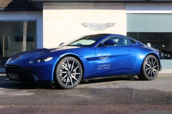 Aston Martin V8 Vantage Coupe 2dr ZF 8 Speed 4.0 Automatic 3 door Coupe (2018)