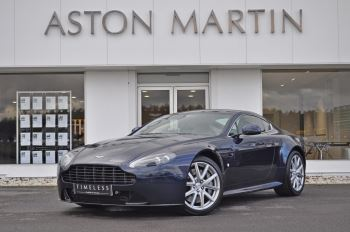 Aston Martin V8 Vantage S Coupe S 2dr Sportshift 4.7 Automatic 3 door Coupe (2012)
