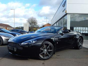 Aston Martin V8 Vantage Roadster 4.3 V8 Roadster image 1 thumbnail
