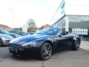 Aston Martin V8 Vantage Roadster 4.3 V8 Roadster image 3 thumbnail