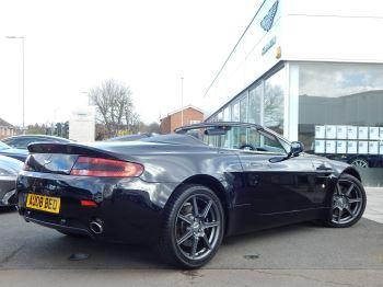 Aston Martin V8 Vantage Roadster 4.3 V8 Roadster image 15 thumbnail