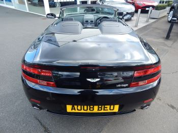 Aston Martin V8 Vantage Roadster 4.3 V8 Roadster image 18 thumbnail