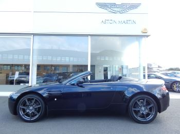 Aston Martin V8 Vantage Roadster 4.3 V8 Roadster image 14 thumbnail
