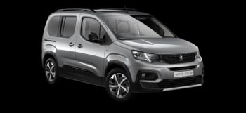 Peugeot Rifter - All-New Gt Line 1.5 BlueHDi 130 thumbnail image