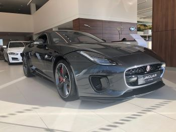 Jaguar F-TYPE 3.0 Supercharged V6 R-Dynamic Automatic 2 door Coupe (17MY)