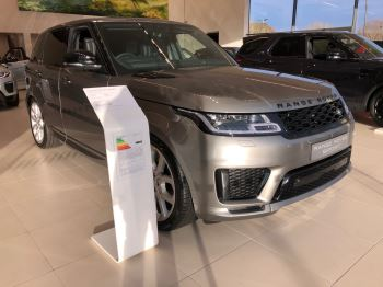 Land Rover Range Rover Sport 3.0 SDV6biography Dynamic Diesel Automatic 5 door Estate (18MY) image