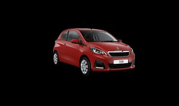 Peugeot 108 1.0 72 Collection 5dr thumbnail image