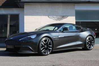 Aston Martin Vanquish Coupe TT3 5935.0 Automatic 2 door (2015)