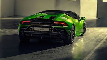 Lamborghini Huracan EVO Spyder - Every Day Amplified image 3 thumbnail