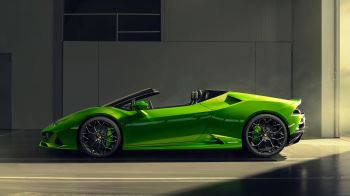 Lamborghini Huracan EVO Spyder - Every Day Amplified image 6 thumbnail