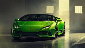 Lamborghini Huracan EVO Spyder - Every Day Amplified image 7 thumbnail