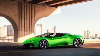 Lamborghini Huracan EVO Spyder - Every Day Amplified image 8 thumbnail