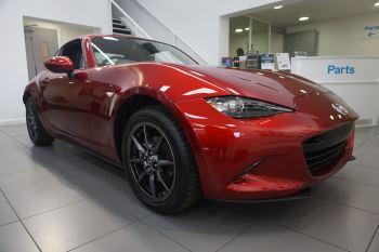 Mazda MX-5 RF 2.0 [184] Sport Nav+ Automatic 2 door Convertible (18MY) image