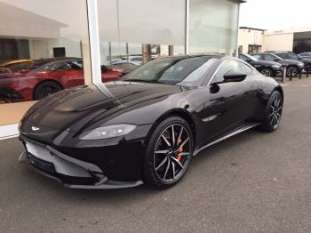 Aston Martin New Vantage ZF 8 Speed 4.3 2 door Coupe (05MY)