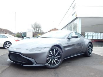 Aston Martin New Vantage ZF 8 Speed image 1 thumbnail