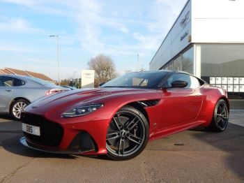 Aston Martin DBS V12 Superleggera Touchtronic 5.2 Automatic 2 door Coupe (18MY)