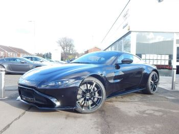 Aston Martin New Vantage ZF 8 Speed 4.3 Automatic 2 door Coupe (05MY)