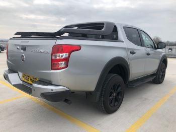 Fiat Fullback FULLBACK CROSS 4X4 2.4 Diesel 4 door (2018)